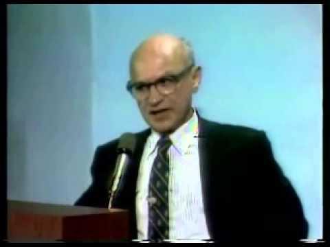 Milton Friedman vs Protectionist Farmer