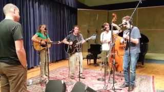 Dead Horses session at WPR (brief excerpt)