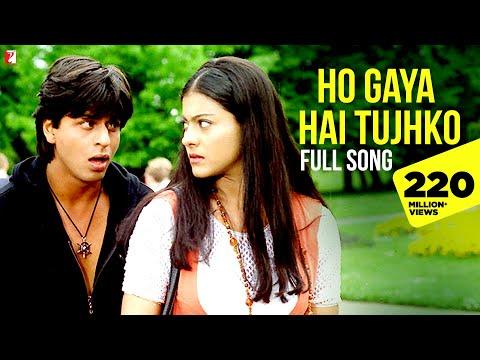 Ho Gaya Hai Tujhko - Full Song | Dilwale Dulhania Le Jayenge | Shah Rukh Khan | Kajol | Lata | Udit