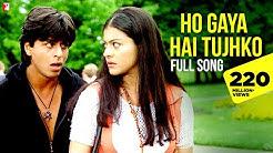 Ho Gaya Hai Tujhko - Full Song   Dilwale Dulhania Le Jayenge   Shah Rukh Khan   Kajol   Lata   Udit