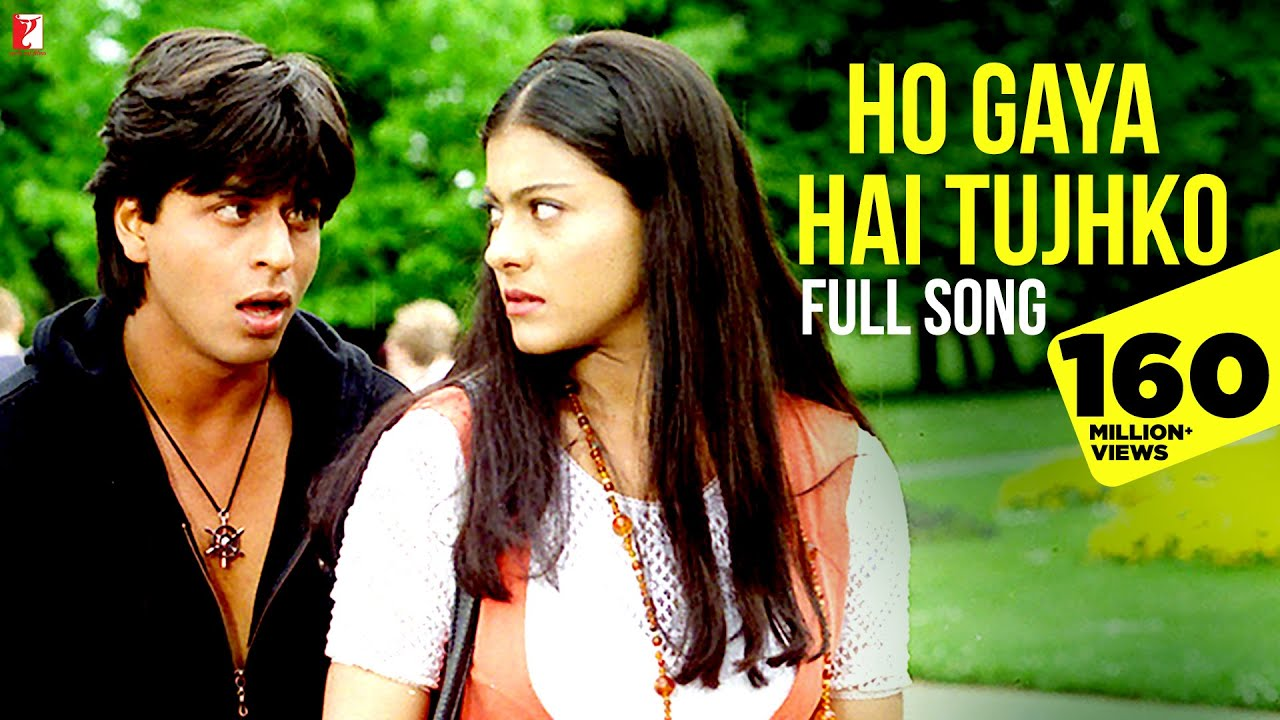 Hindi picture film dilwale hd video song