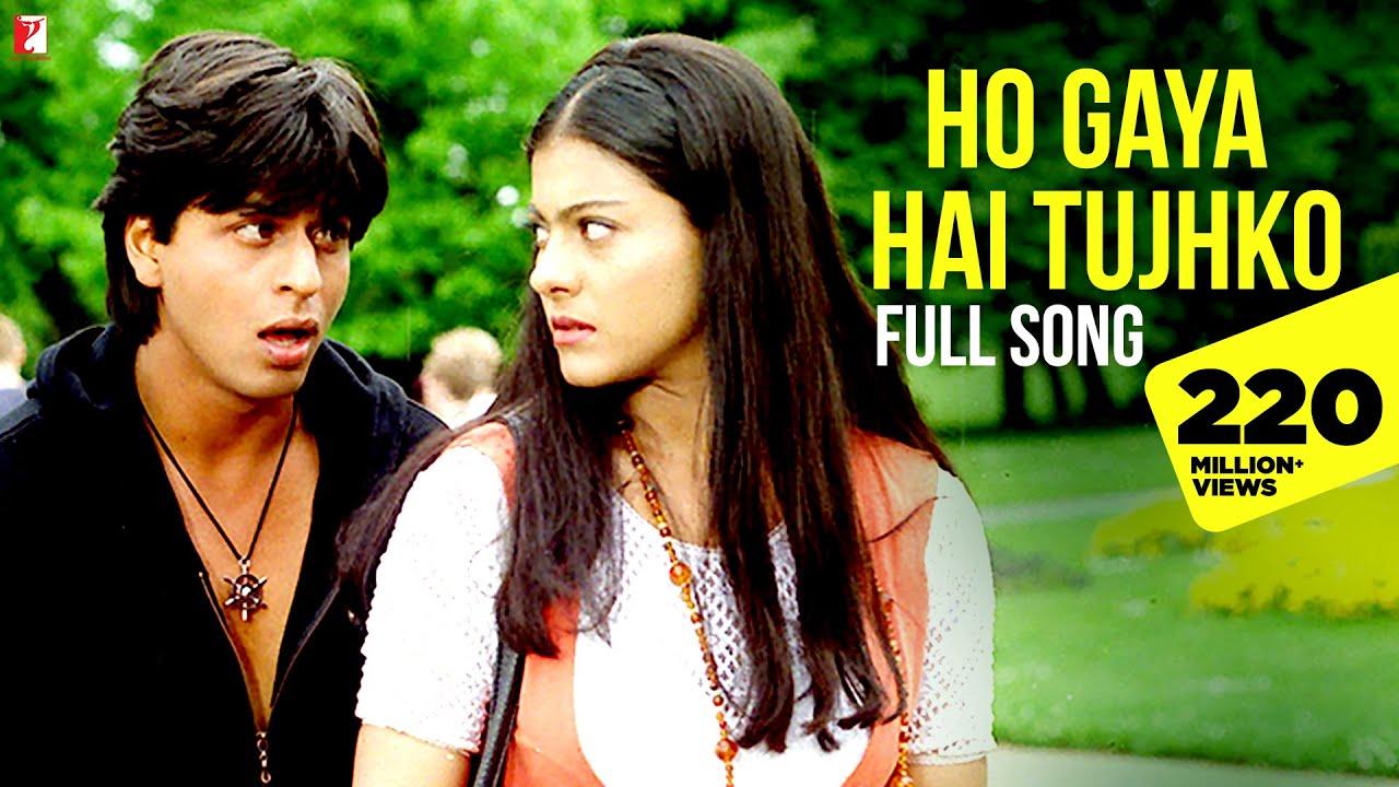 Ho Gaya Hai Tujhko Toh Pyar Sajna - Full Song   Dilwale Dulhania Le Jayenge   Shah Rukh Khan   Kajol