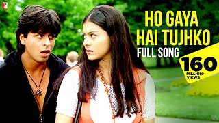 Download lagu Ho Gaya Hai Tujhko Full Song Dilwale Dulhania Le Jayenge Shah Rukh Khan Kajol MP3