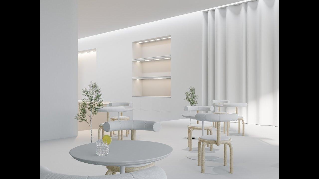 Corona公开课-工装空间灯光
