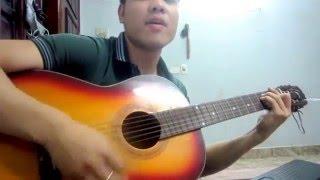 [Guitar Cover] VÀ TÔI CŨNG YÊU EM (Đức Huy) Có hướng dẫn ★Tú Hoàng Guitar★