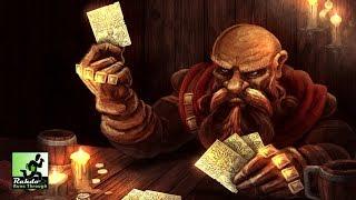 Top 10 Co-op Fantasy/Adventure Cardgames