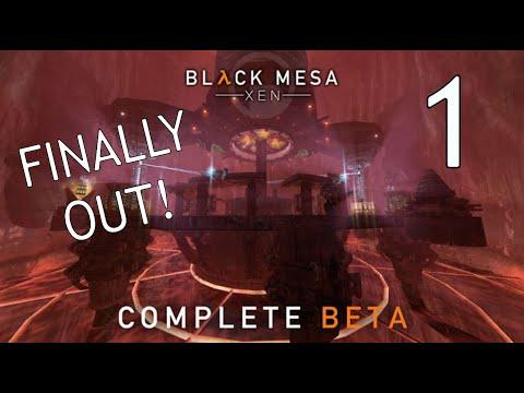 Let's Play: Black Mesa Xen - Part 1 [XEN IS HERE!(sorta)]
