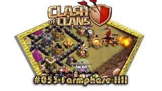 Let's play Clash Of Clans #053 Farmphase IIII [Deutsch / German][LP iOS IPhone]