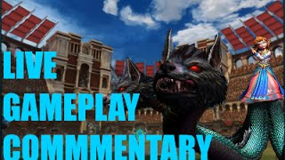 Smite Live Gameplay Commentary Scylla