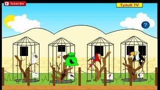 Учим животных в зоопарке Развивающий мультик Trip to the zoo for kids. Путешествие Zoo  für Kinder