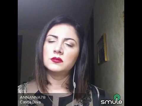 CASTA DIVA cover by Annanna