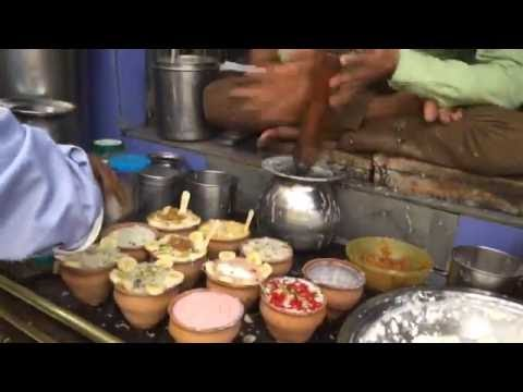 World's Best Lassi, The Blue Lassi , Varanasi India