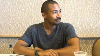 The Originals Interview: Charles Michael Davis Discusses Season 2 Thumbnail