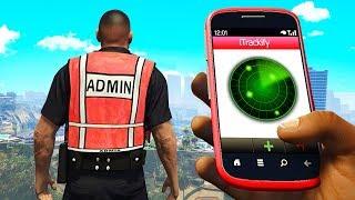 Catching Rule Breakers! | I'm An Admin! (GTA RP) thumbnail