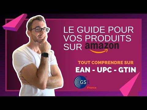 Code Barre Pour Vendre Mes Produits Sur Amazon