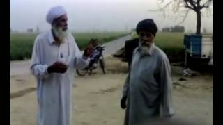 Punjabi Sharabi Fighting Funny