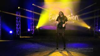CHRISTABELLE - Lovetricity - Malta Eurovision Song Contest 2014
