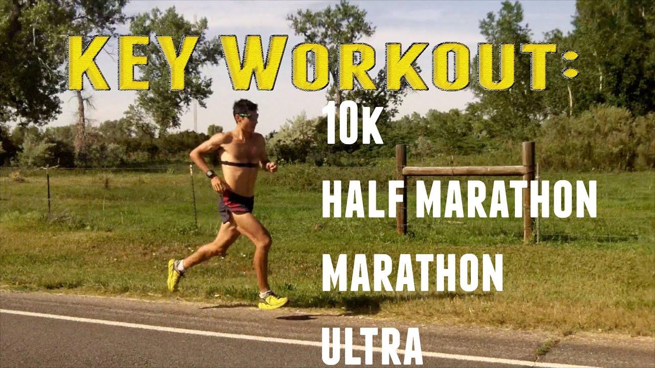 BEST WORKOUT FOR 10K, HALF MARATHON, MARATHON RUNNERS: Tips and training advice