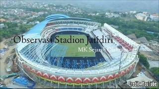 Observasi Stadion Jatidiri Kota Semarang || Mata Kuliah Sejarah Olahraga || UNNES 2019