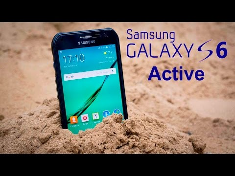 Samsung Galaxy S6 Active — прочный и мощный