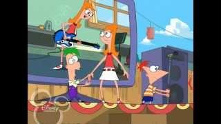 Phineas és Ferb - Anya szülinapja [Disney Channel Hungary]