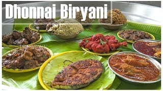 Chennai's only Dhonnai Biryani Shop | The Dhonnai Biryani House | Grub Club | S01 Ep 9