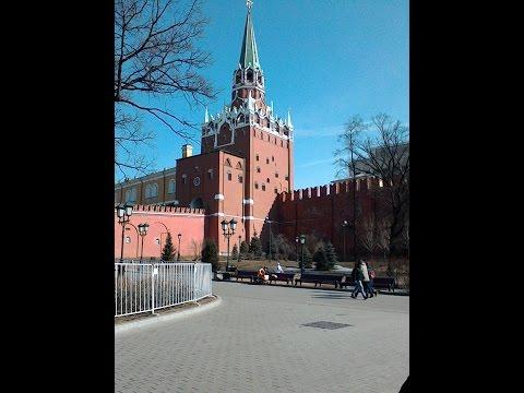 MOSCOW TRIP // ПУТЕШЕСТВИЕ В МОСКВУ