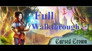 Adventure Escape Mysteries Cursed Crown Full Walkthrough [HaikuGames]