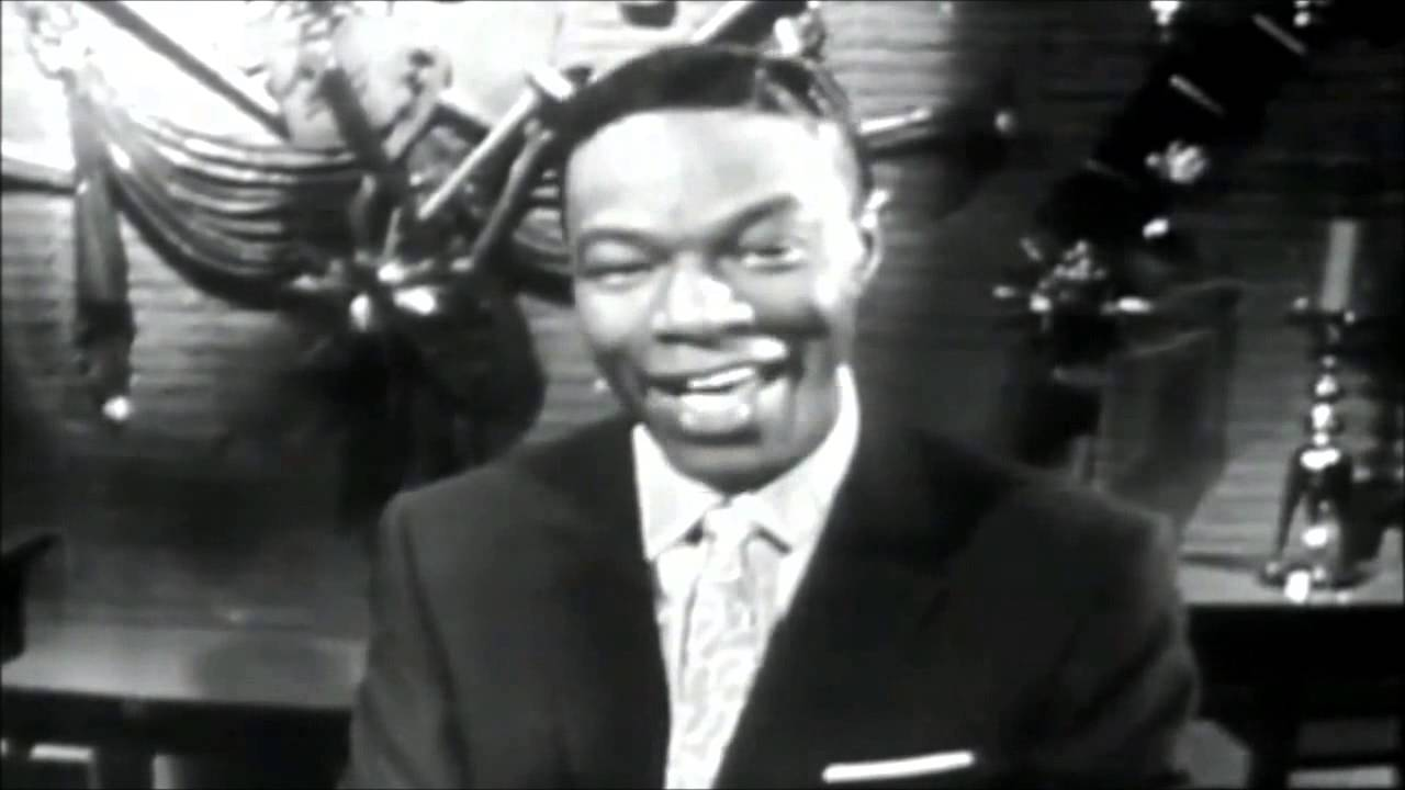 Nat King Cole The Christmas Song 1961 Youtube