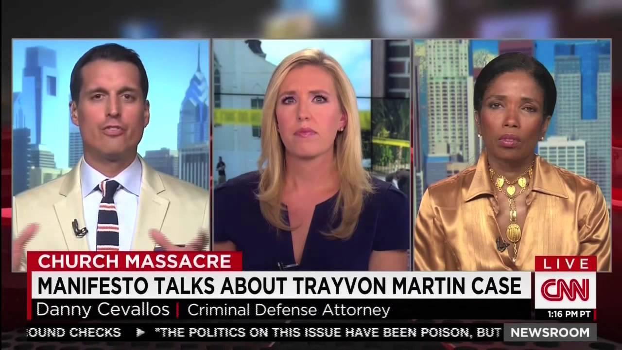 Commentator Areva Martin Provides Key Legal Analysis On
