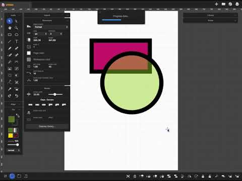 SVG Editor - How to use tools and commands to edit SVG Document online
