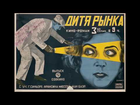 Vintage Movie Posters by the Stenberg Brothers (1920's) -Soviet Avant-Garde artists.