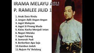 Irama Melayu Asli P. Ramlee Jilid 1