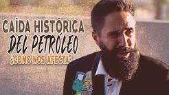 CAÍDA HISTÓRICA DEL PETRÓLEO | CARLOS MUÑOZ
