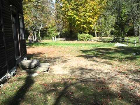 Autumn on Battle Road, Minute Man National Park, Lexington/Concord/Lincoln, Revolutionary War