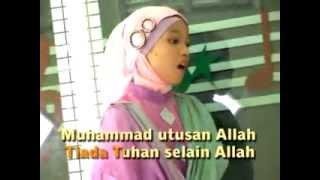 TIADA TUHAN SELAIN ALLAH:10 LAGU TERBAIK LOMBA CIPTA LAGU ANAK MUSLIM INDONESIA V TAHUN 2013