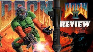 Doom '93 + Doom II (Switch) Review (Video Game Video Review)