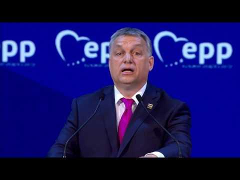 EPP Malta Congress Viktor Orban, Prime Minister of Hungary