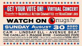 Nashville Action Committee: HeadCount Voter Registration Concert