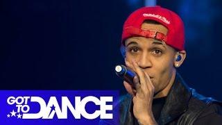 Full JLS Performance   Got To Dance 4