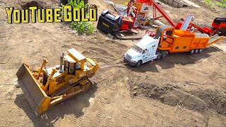 """YouTube GOLD, EH?! (S3 E8) - TOW JOB & PAYDAY"""" COMES: SAFETY 19th GOLD MINE PRIORITY 