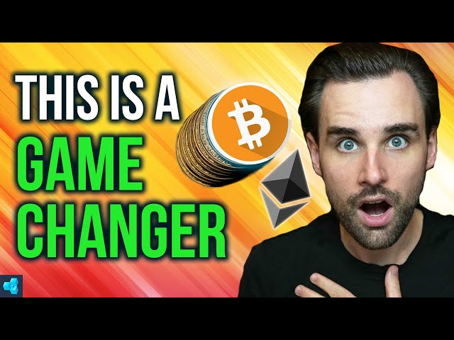 THIS IS A GAME CHANGER FOR CRYPTO!
