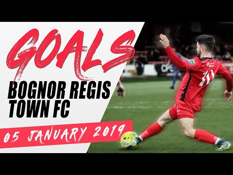 Just The Goals - vs Bognor Regis Town (05/01/19)