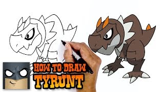 tyrunt drawing lesson