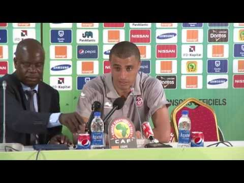 Zambia vs. Tunisia - Conférence de presse (22/01) - Orange Africa Cup of Nations, EQG 2015