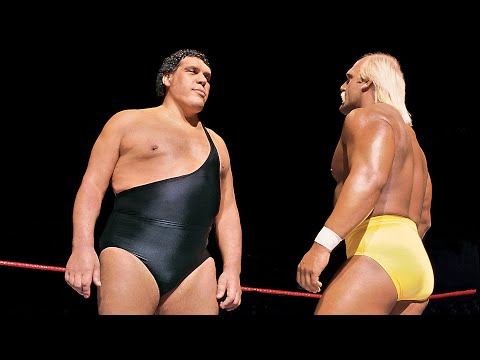 Hulk Hogan vs. Andre the Giant - WWE Championship Match: WrestleMania III