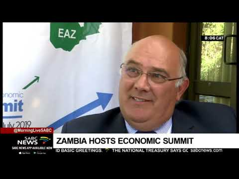 SA Farmers Meet With Zambian Ministers