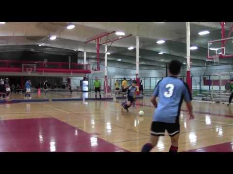 12/3/16 NH United vs Inti 1st Half