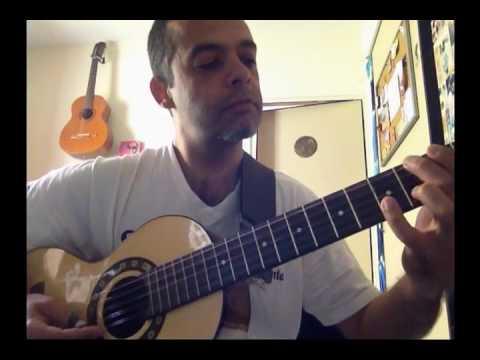 Brincando com a viola (Bambico) - Adriano Ribeiro
