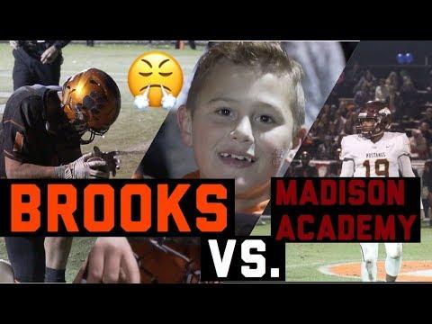 Brooks Vs.Madison Academy😱